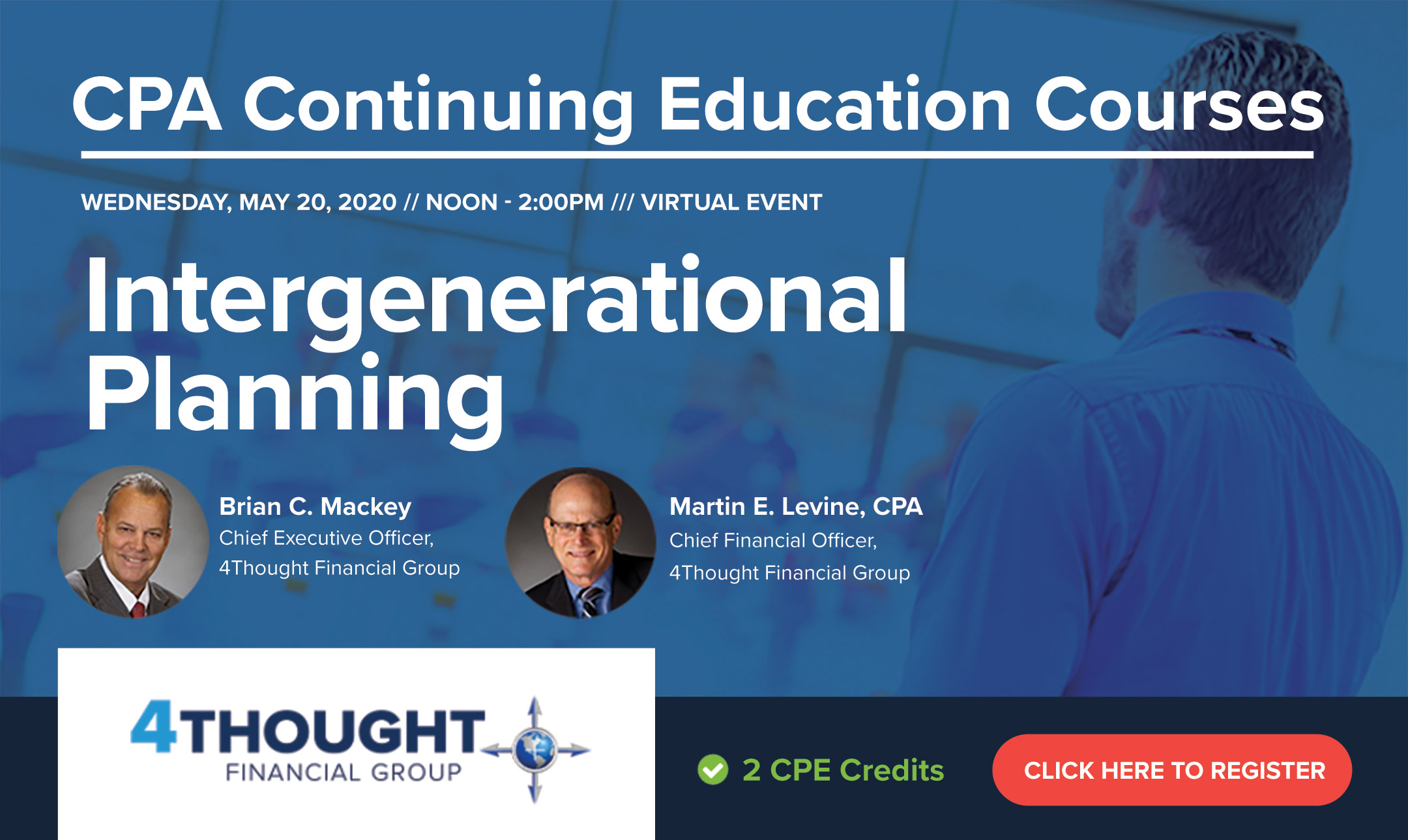 CPA Continuing Education Course:Intergenerational Planning