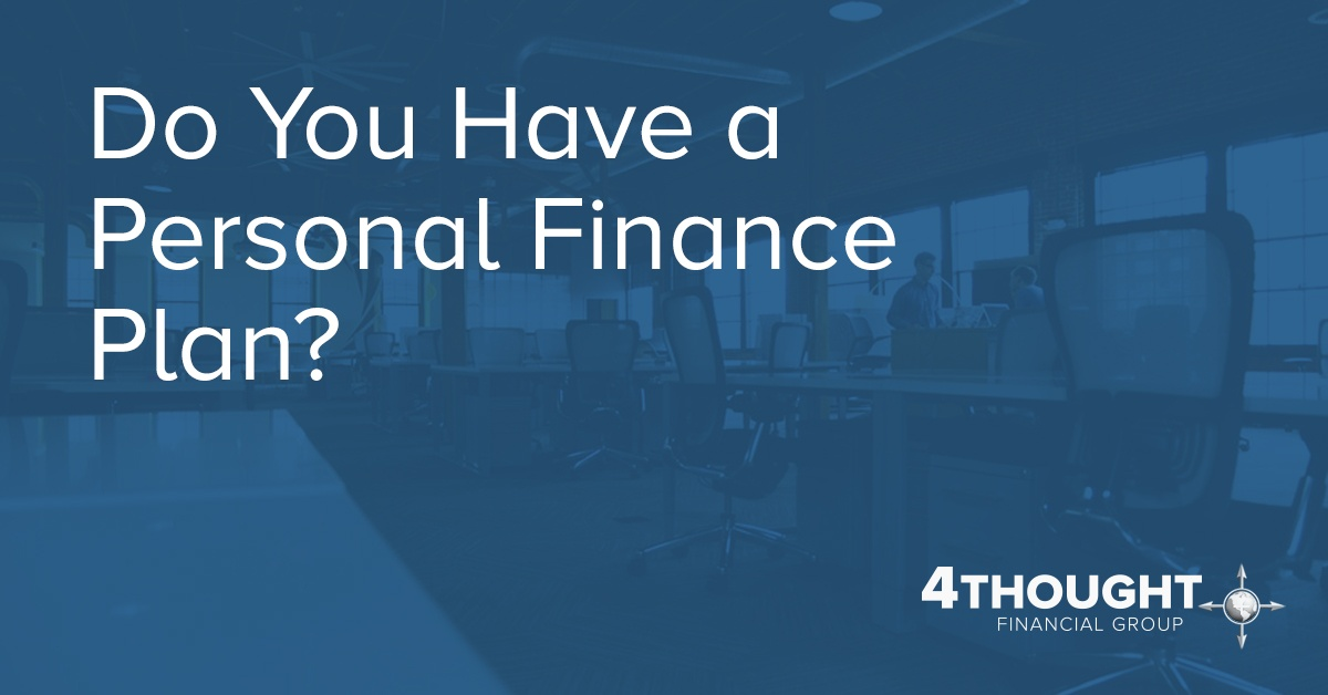 Do You Have a Personal Financial Plan?